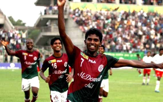Mohun Bagan Dempo Churchill Brothers I League News Indian Football