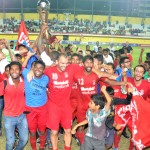 Churchill Brothers Celebrate