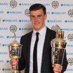 Spurs Gareth Bale With PFA double