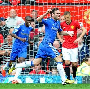 Juan Mata has been exceptional for Chelsea