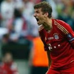 Thomas Müller: Champions League final 2013
