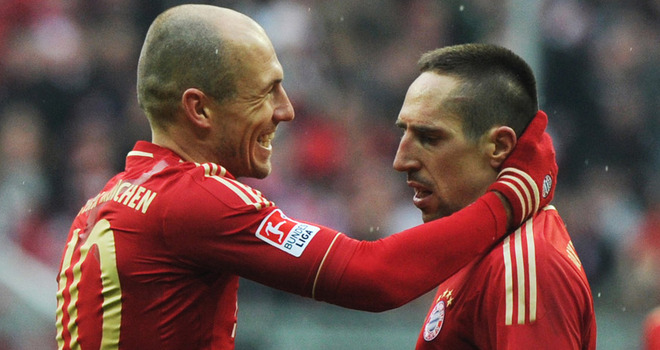 Manchester City 1-3 Bayern Munich – Highlights, Manager Comments And Statistics