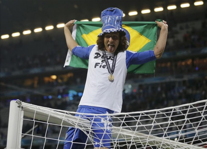 Chelsea Transfer News - PSG Interested In David Luiz