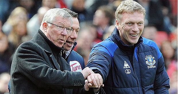 David Moyes: Big Big Match for the new Man United manager