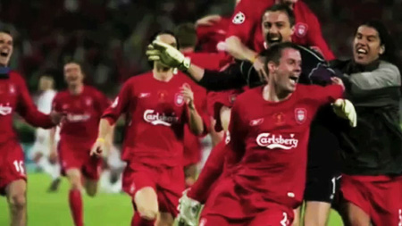 Carragher Istanbul - Liverpool fc