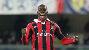 Mario Balotelli - AC Milan forward - AC Milan vs Sampdoria Preview