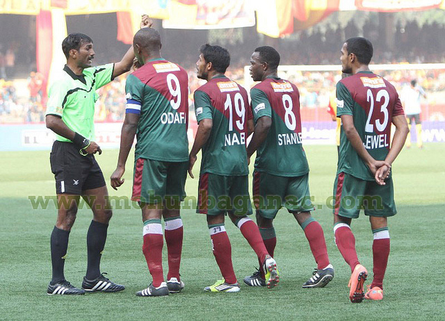 mohun bagan i league indian football odafa