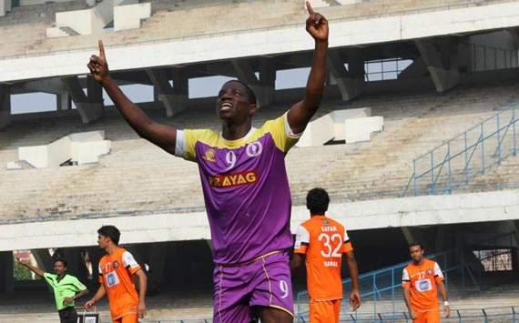 Ranti Martins will look to impress in East Bengal colors