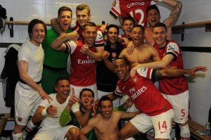 Arsenal's willingness to trust in their defense rather than their technical ability played a key role in their run to end last season and has played a key role in the success they have experienced against bigger sides.