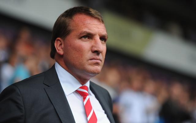 Brendan Rodgers - Liverpool manager |