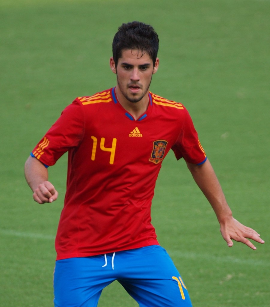Real Madrid Isco