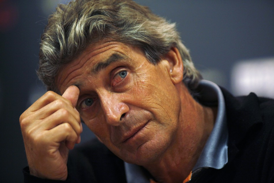 Pellegrini - Manchester City vs Manchester United – Team News, Tactics, Lineups And Prediction