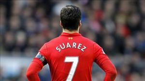 Arsenal v Liverpool line-ups, formations & tactics -Luis Suarez the man to watch