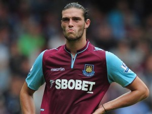 Andy Carroll could trouble Man United!