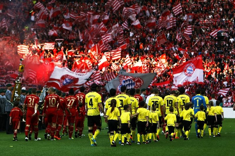 Bundesliga 2013/14 Preview - Bayern vs. Dortmund part III?
