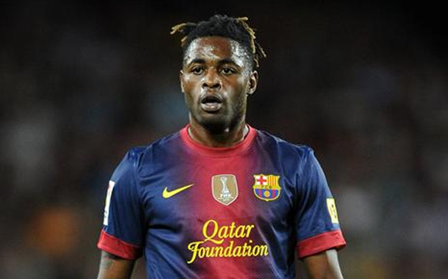 Image result for ALEX SONG barcelona - Barcelona's 10 worst signings