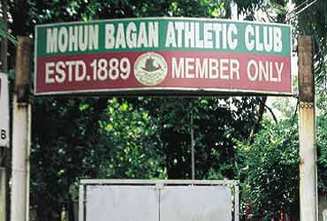 Mohun Bagan Indian football i league news