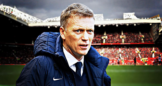 David Moyes – Results Will Come For Manchester United | UEFA Champions League