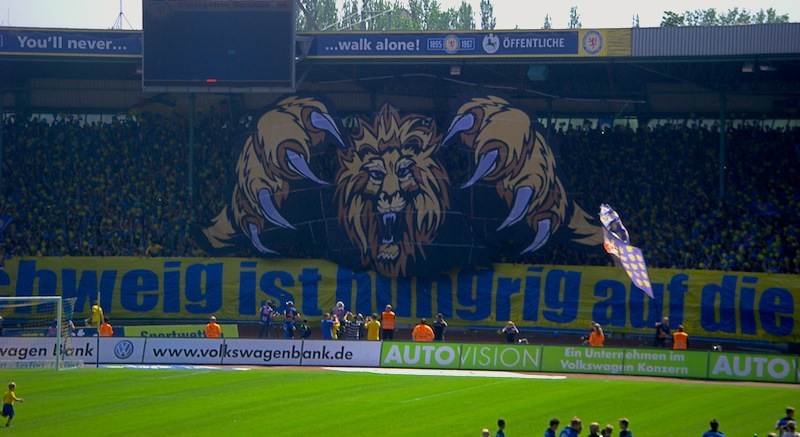 Eintracht Braunschweig - Bundesliga return, history, and 2013/14 season