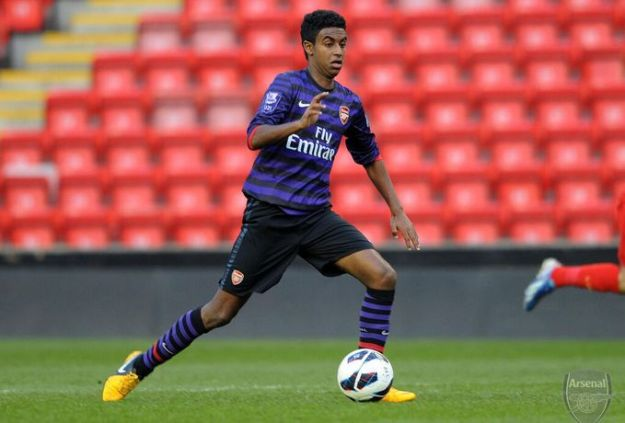 Arsenal FC - Remember The Name : Gedion Zelalem