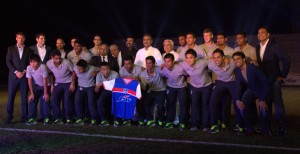 The Bengaluru FC official launching event on Saturday
