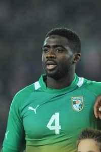 Kolo Toure, Liverpool defender