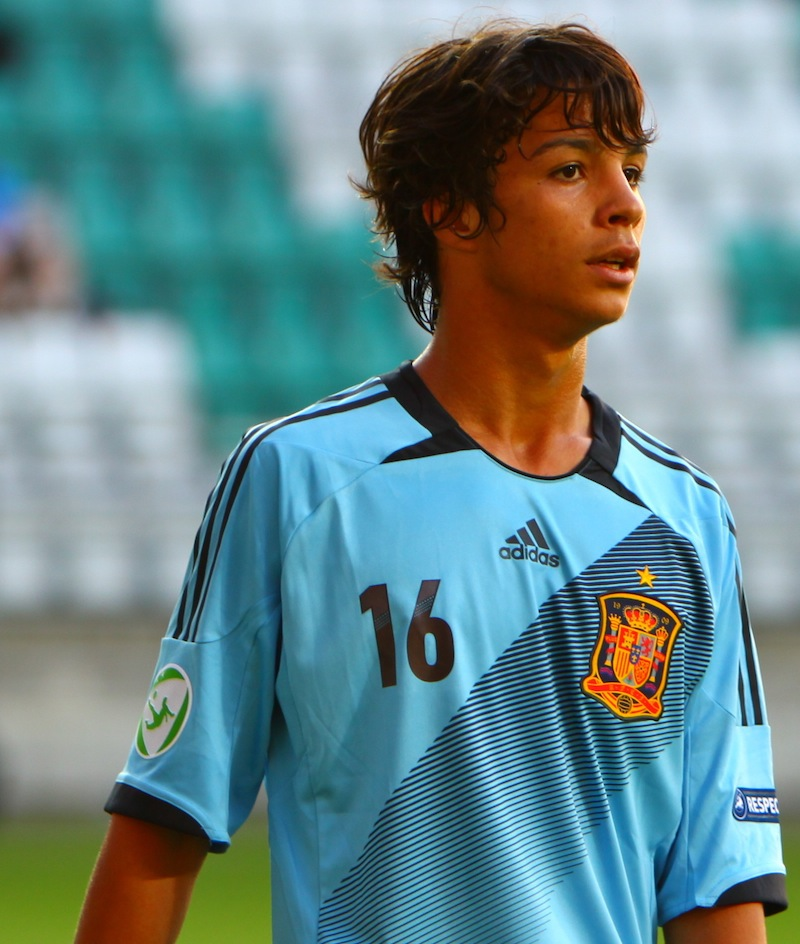 Oliver Torres - Atletico Madrid - scouting report