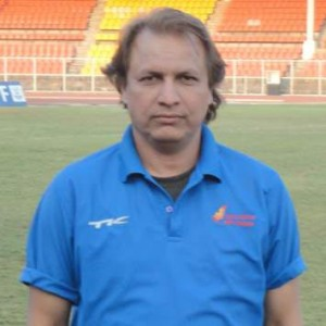 Santosh Kashyap has a huge task in his hands