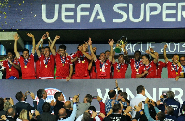 UEFA Super Cup : Bayern Munich vs Chelsea Review