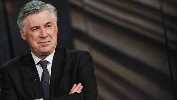 Ancelotti will have to get the team to start performing consistently.