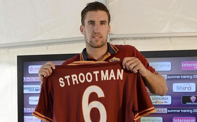 Strootman AS Roma transfer analysis