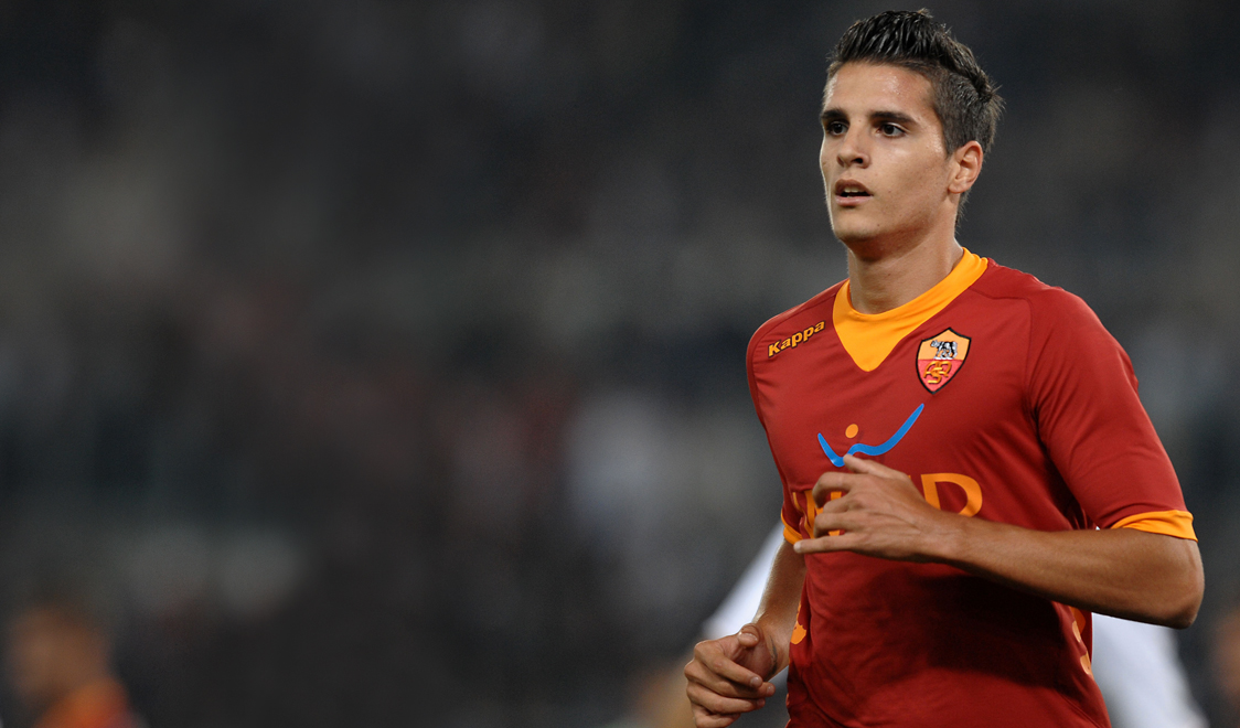 Erik Lamela ai??i?? Scouting The AS Roma Starlet
