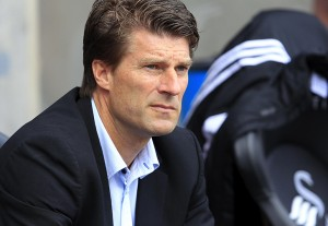 Laudrup - Swansea City vs Liverpool line ups