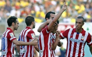 Atletico Madrid: Looking good this season