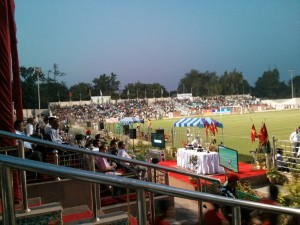 Durand Cup Final witnessed by thousands at Ambedkar Stadium