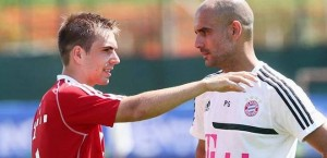 When it comes to right-backs (maybe even left-backs), it's Lahm and then everybody else.
