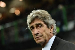 Manuel Pellegrini - Manchester City manager - Champions League Group D preview - Matchday 2