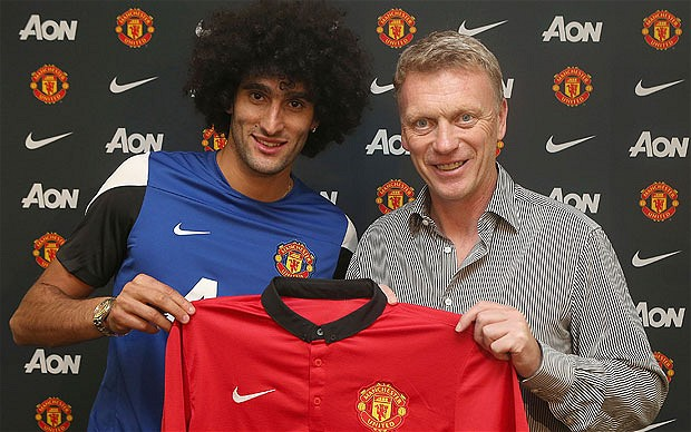 Felleini is the key reason behind the poor form Manchester this season.