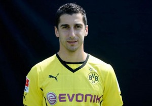 Henrikh Mkhitaryan: Bundesliga Transfers ai??i?? Top Five Buys Of The Summer