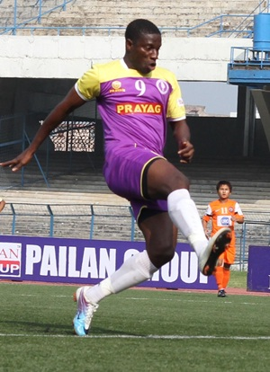 Ranti Martins-Goal Machine