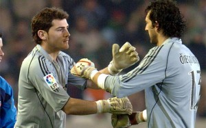 diego and casillas
