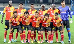 East Bengal Team