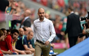 Early problems for Pep at Bayern