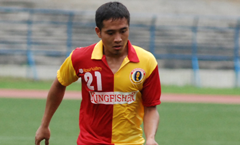 Ralte will be gunning to cement his place in the national team