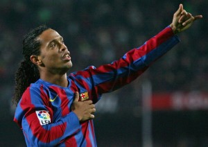 Ronaldinho: Neymar Treading In Brazilian Legends' Footsteps