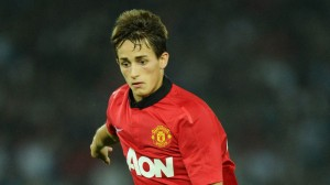Manchester United's Januzaj salvages a win