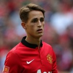 Adnan Januzaj - Manchester United winger | Fulham vs Man United - Team News, Tactics, Lineups, Prediction
