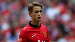 Adnan Januzaj could play a vital part when Everton visit Old Traffo