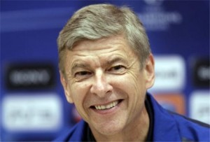 Wenger: Impressed with the attitude of Cardiff City