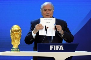 Will Blatter once again come out on top?